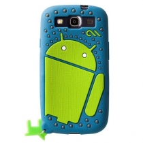 Creatures Case Droid for Samsung Galaxy S3