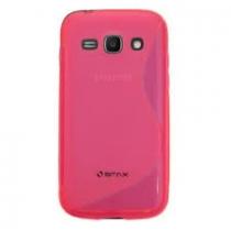 Coque noire UK pour Samsung S5830 ACE