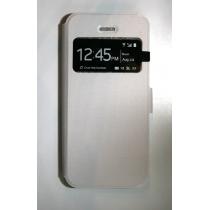 ETUI FOLIO S-VIEW BLEU IPHONE 5/5S
