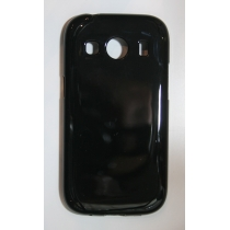 COQUE GLOSSY ROUGE SAMSUNG GALAXY ACE 4