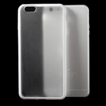 COQUE SOUPLE TRANSPARENTE MAT IPHONE 6/6S