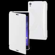 Etui blanc pour HTC 626