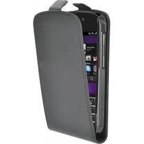 Etui à rabat noir Nokia Lumia 625