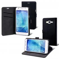 Etui folio noir pour HTC one A9