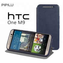 Etui folio noir PIPILU pour HTC one M9