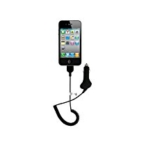 CHARGEUR ALLUME CIGARE IPHONE 3/4 ET IPOD