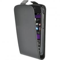 Etui coque noir pour BlackBerry Q10