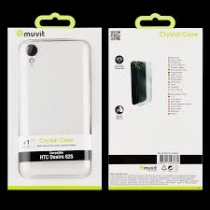COQUE CRYSTALE CASE MUVIT HTC DESIRE 825