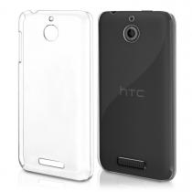 COQUE SILICONE TRANSPARENTE HTC DESIRE 510