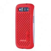 Coque Galaxy S3 i9300 anymode cool rouge samsung