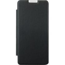 Etui folio noir pour Sony Xperia XA