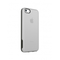 COQUE TRANSPARENTE/NOIR BELKIN IPHONE 5C