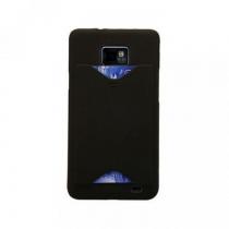 Coque arriere avec rangement carte Samsung Galaxy S2