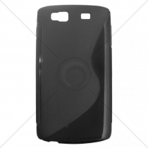 COQUE ARRIERE S-CASE SOLID NOIRE Samsung Note 2 N7100""""