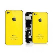 Vitre arrière iPhone 4S verte