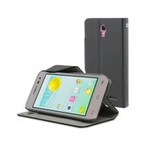 Etui noir pour LG One Touch Pop S3